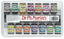 DR PH Martins RADIANTE Acquerello Set - 14 X 1/2 OZ concentrato bottiglie-SERIE C