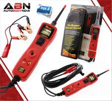 Power Probe 3 Iii Testador de circuito-PP3CS Em Vermelho-Voltímetro