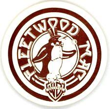 Fleetwood Mac Original 1977 'Rumours' Tour Penguin Mascot Button Pin No. 2