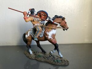 King & Country TRW059(P) Bloody Lance - The Real West MIB