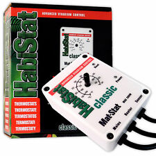 HABISTAT MAT STAT 300W THERMOSTAT WHITE HEAT MAT VIVARIUM TEMPERATURE REPTILE