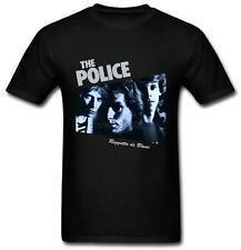 New Women/Men The Police Reggatta De Blanc Funny 3D Print Casual T-Shirt K2237