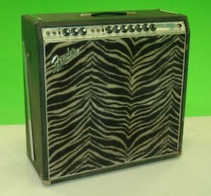 Fender 1967 Super Reverb Silverface with B.F. Circuit!! LOCAL PICKUP ONLY
