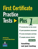 Practice Tests Plus Fce: Fce Practice Tests Plus with Key-ExLibrary