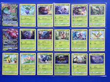 POKEMON x218 COSMIC ECLIPSE COMPLETE C/UNC/RARE/HOLO RARE/GX/ENERGY CARD SET