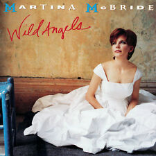 Wild Angels by Martina McBride CD, Sep-1995, RCA  FREE SHIPPING U.S.A.