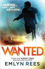 Wanted (Hunted 2), New, Rees, Emlyn Book