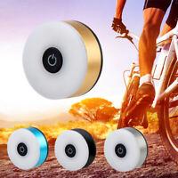 Road Bicycle MTB LED Rear Light 5Modes Bike Tail Light USB Rechareable Mini Lamp