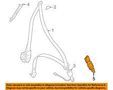 MITSUBISHI OEM 06-12 Eclipse Front Seat Belts-Extension 7000B545