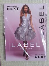 NEXT LABEL Directory Designer Fashion Catalogue Jourdan Dunn THELABEL.CO.UK
