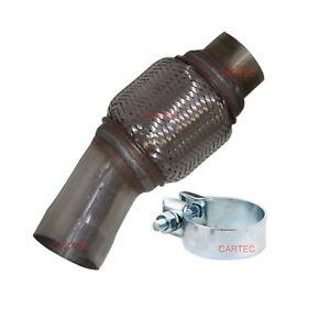 DPF / Rußpartikelfilter Reparatur Flexrohr BMW 1er, 3er, 5er, X1 **INTERLOCK**