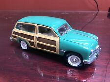 1949 FORD WOODY WAGON COLLECTORS EDITION 1/24