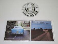 LUCINDA WILLIAMS/CAR WHEELS ON A GRAVEL ROAD(MERCURY 558 338-2) CD ALBUM