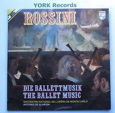 6780 027 - ROSSINI - The Ballet Music DE ALMEIDA - Ex Con Double LP Record