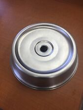 Lot of 6-Vollrath Stainless Steel 9 Inch Plate Covers (New)