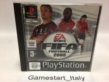 FIFA 2005 - SONY PS1 - VIDEOGIOCO USATO PERFETTAMENTE FUNZIONANTE - PAL PSX