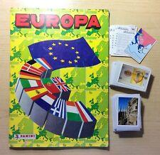 FIGURINE PANINI - EUROPA 1988 - MANCOLISTA DI FIG. NUOVE E RECUPERATE - LEGGI