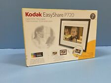 "Kodak EasyShare P720 7"" Digital Picture Frame - New In Box - Sealed"