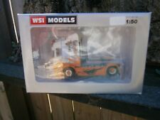 WSI TRUCKS HEAVY HAULAGE  B&R TRANSPORT 1.50 SCALE
