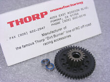 Vintage THORP 4592 Tamiya FOX Overdrive 46T Counter Gear Sprint & High Speed NEW