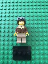 Lego Series 3 Pilot NEW RARE MINIFIGURE !!!!