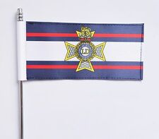 British Army Light Dragoons Ultimate Table Flag