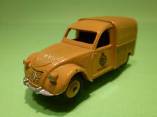 DINKY TOYS 562H 25D CITROEN 2 CV - ANWB - 1:43 - RARE SELTEN - GOOD CONDITION