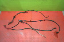 07 08 Silverado Sierra Tahoe Yukon Battery Cable Set Positive Negative Wires