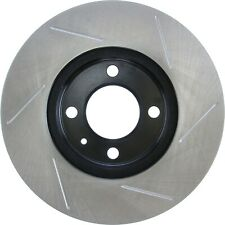 StopTech Disc Brake Rotor Front Left for VW Golf / Jetta / Scirocco / Passat