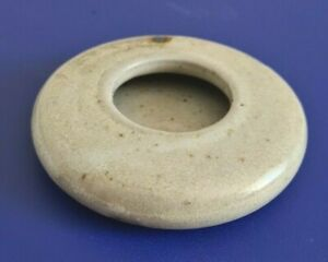 Barn Pottery-Moretonhampstead-Devon-Wood Fired-Tea Light Holder-Handcrafted