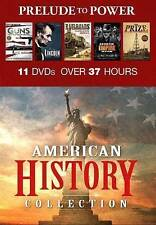 American History Collection: Prelude to Power (DVD, 2014, 11-Disc Set) - NEW!!