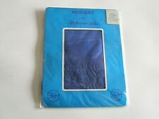 Undercover Wear hosiery stockings navy blue size A new old stock sealed