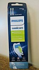 New! Philips Sonicare W DIAMOND CLEAN Brush Heads - HX6062/65 (3402)