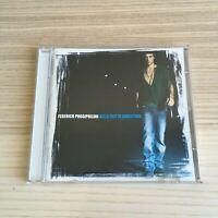 Federico Poggipollini _Nella Fretta Dimentico_CD Album PROMO_Autografato_Ligabue