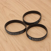 Christian Bible Rubber Silicone Wristbands Bracelets Bangle Cuff Bands Prayer