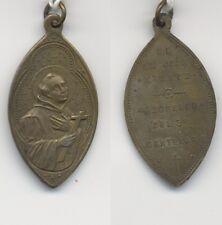 Medalla antigua. Recuerdo del Beato Juan Grande. Tercer centenario. Bronce.