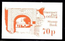 Guernsey - 1982 Definitives coins - Mi. booklet MH 16 MNH