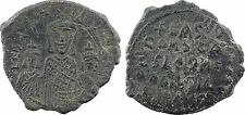 Empire Byzantin, Basile Ier, follis, 867 886 Constantinople - 9