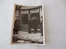 IRA TERROR WW2  LONDON   PRESS PHOTO ORIGINAL  17 X 13 CM  WAR