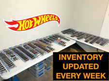 Hot Wheels Mega Sale ~ Huge Variety ~ Treasure Hunts, Mainlines, & Chases
