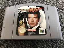 Goldeneye 007 - Nintendo 64 / N64 Console (PAL) Super Bond Multiplayer Game