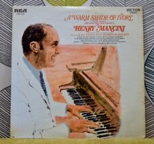 HENRY MANCINI - A Warm Shade Of Ivory [Vinyl LP,1969] USA Import LSP-4140 *EXC