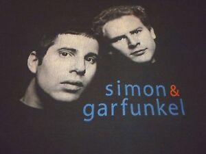 Simon & Garfunkel Tour Shirt ( Used Size XL ) Good Condition!!!