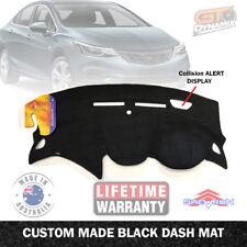 BLACK Dash Mat for HOLDEN BL ASTRA Sedan HUD DISPLAY LS LTZ LT 9/2016-19 DM1481D