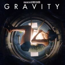 Gravity 2013 PG-13 space thriller movie, new 2-disc DVD S. Bullock, G. Clooney