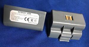 6 Batteries(Japan Li14.8v2.6A38wh)For Intermec/Honeywell PB50,PW50..#318-026-001