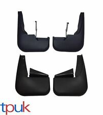 FORD TRANSIT MK6 MK7 A SET OF 4 FRONT & REAR MUDFLAPS MUD FLAP 2000-2014 GUARD