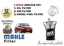 Pour MERCEDES B180 B200 2.0 CDI Classe B 2005 - & GT huile air carburant filtre Service Kit