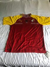 Puma  Ghana  Football Association Jersey Size Xl Red  Men's NWT