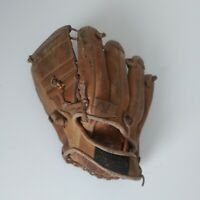 Vintage Play-Rite Baseball Softball Glove LHT Leather Model 3128